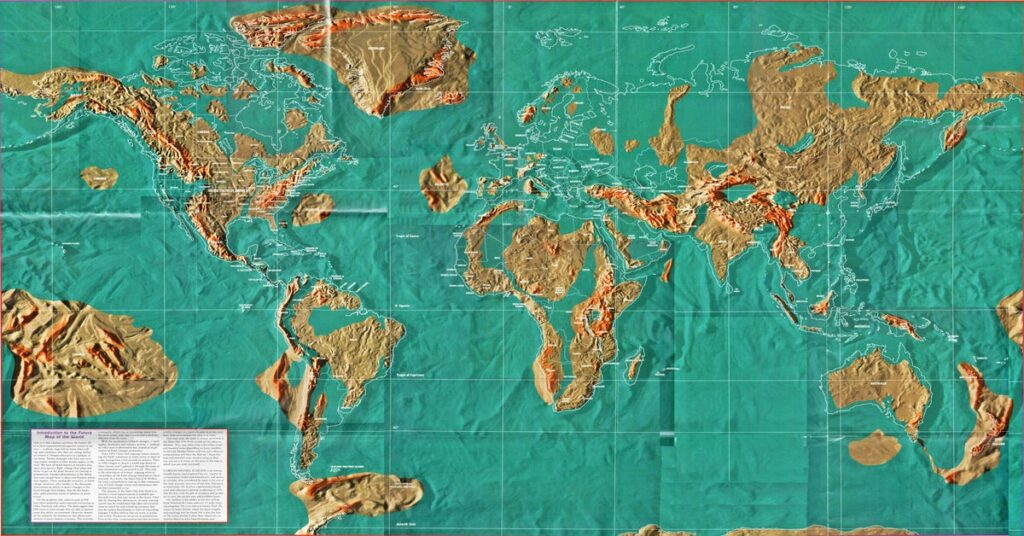 As Volcanic And Earthquake Activities Reach All-time High... Review These Earth Changes Maps!!